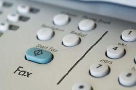 Fax Buttons