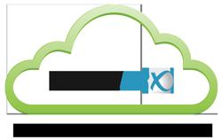VirtualPBX Cloud with Logo